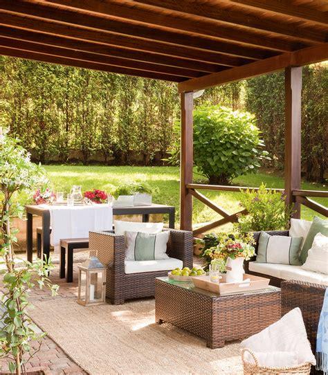 casas con porche y jardin casa familiar en galicia