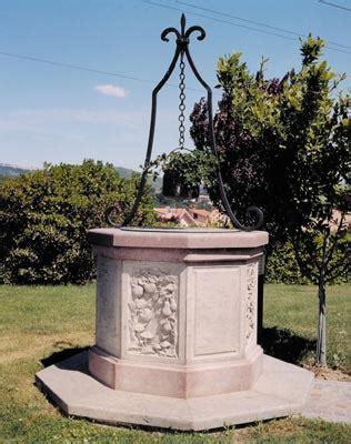 fontane artistiche da giardino lavorazione artistica marmo saxa