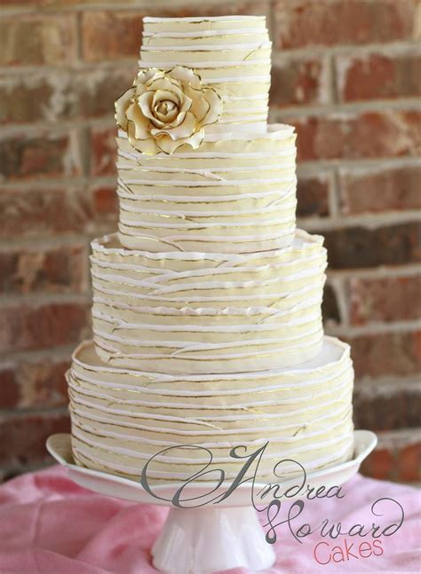 I love all these different wedding cakes. I am sure I