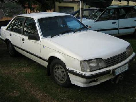 opel senator 1985 1985 opel senator specifications
