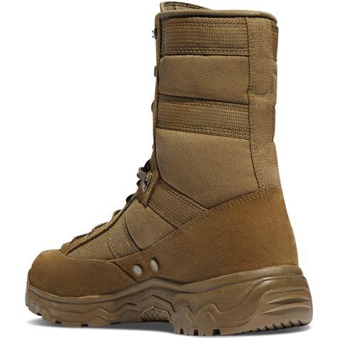 usmc boots danner reckoning 8 quot coyote usmc ega