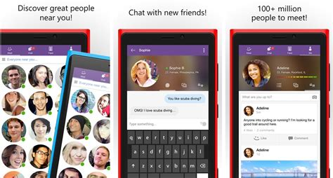 meetme mobile app meetme app now available for from windows phone