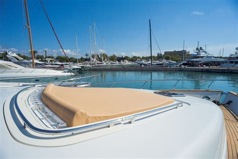 boat foredeck cushions yacht dolce mia foredeck sunpad luxury yacht browser