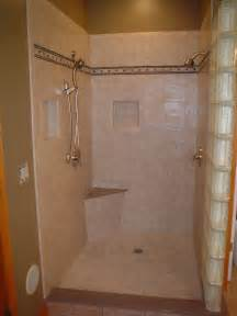 Tiny Bathrooms With Showers by Classy Tile Shower Ideas For Small Bathroom Plans Floor