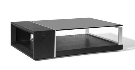 Coffee Table Black Glass Top Coffee Table Small Space Coffee Table Black Glass Top
