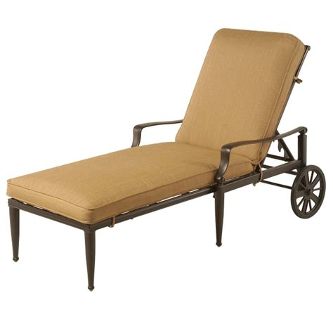 lancaster chaise lounge outdoor furniture set by hanamint