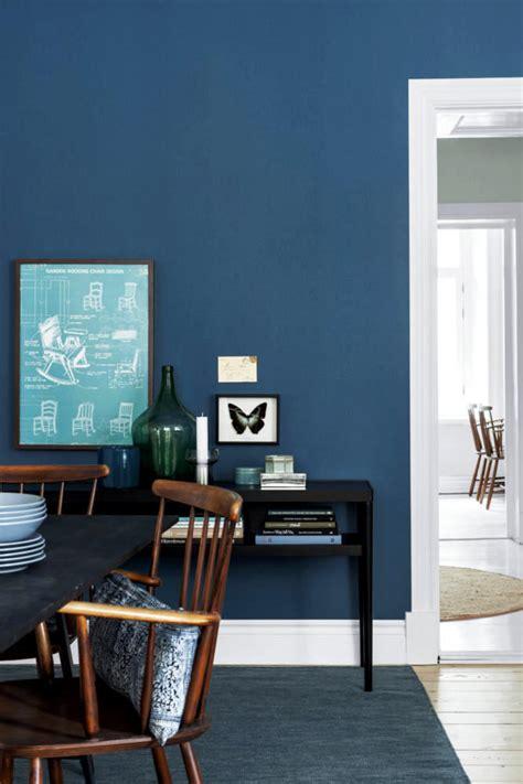 home interior design wall colors blue wall color and contrast interior design ideas