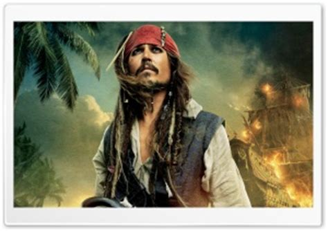 Wallpaperswide Com Pirates Of The Caribbean Hd Desktop Black Flag Johnny Depp
