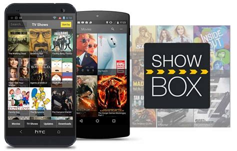 showbox for android phone showbox apk showbox apk 4 92 for android