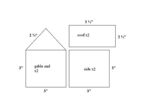 house measurements gingerbread house measurements jayme michelle flickr
