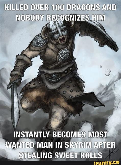 Dragonborn Meme - dragonborn hasnt a lot of friends if you understand me