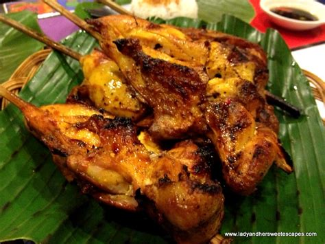 house of inasal family dinner at bacolod chicken house lady her sweet escapes