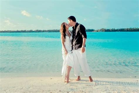 Charlie & Zaw Dreamy Bora Bora Destination Wedding Tulle & Chantilly Wedding Blog