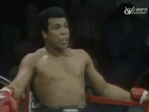 muhammad ali dodge 21 punches in 10 seconds for