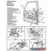 95 F150 Door Actuator/Rods Installation  Ford Truck