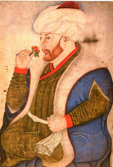 Sultan Of The Ottoman Empire February 3 1451 Mehmed Ii Becomes Sultan Of The Ottoman Empire On This Day In History