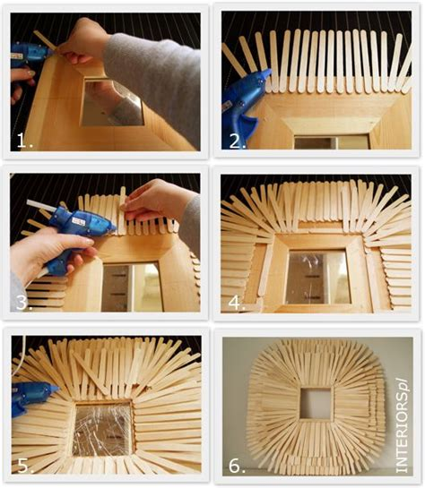 Handmade Things With Sticks - sticks frame diy http interiorspl strona
