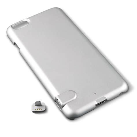 Power Iphone 6 the thinnest iphone 6 power hammacher schlemmer