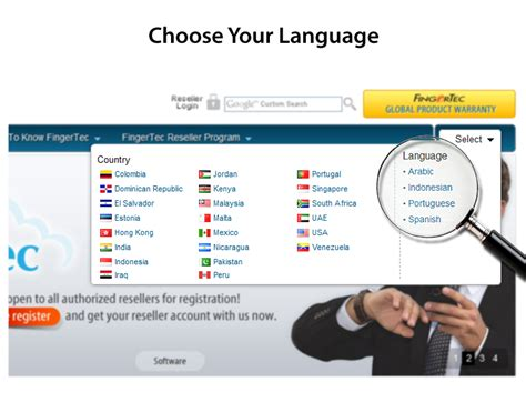 choose language html template fingertec newsletter vol 09 year 2012 choose your language