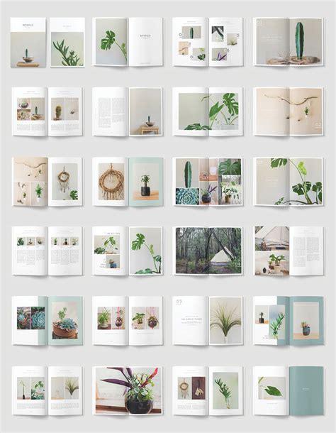 catalog design ideas 20 modern style brochure catalogue template design
