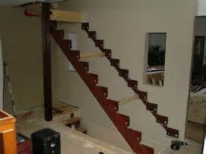 home design how to install steel stair stringers steel stair stringers ideas steel stair