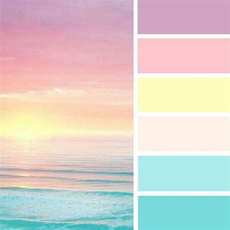pastel paint colors pretty sea color palette pastel color palette