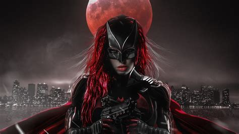wallpaper batwoman hd creative graphics