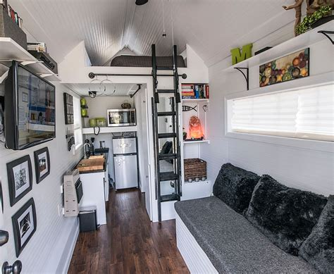 Micro Homes Interior by Tennessee Tiny Homes Tiny House Design