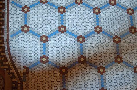 pattern ideas 30 ideas on using hex tiles for bathroom floors