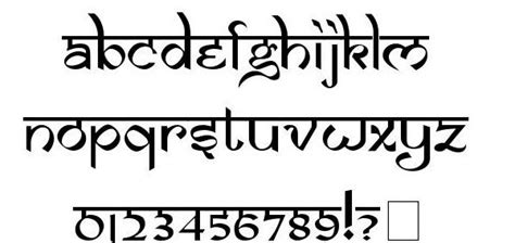 tattoo font generator in hindi the 25 best hindi calligraphy fonts ideas on pinterest