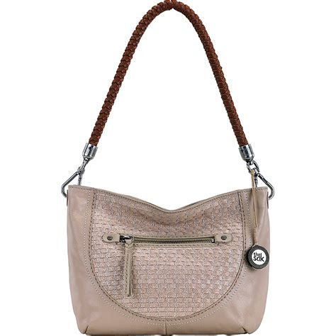 Im Getting The Sak by The Sak Indio Leather Demi Shoulder Bag 23 Colors Leather