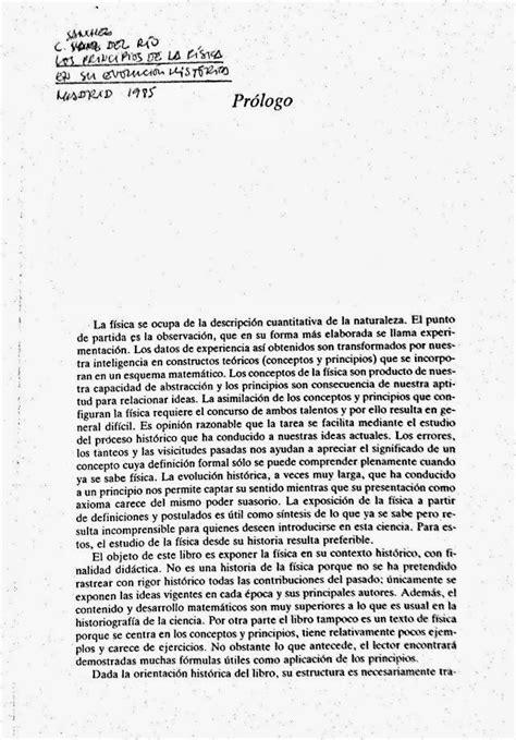 """Diario filosófico: Fragmento del prólogo de """"Los"""