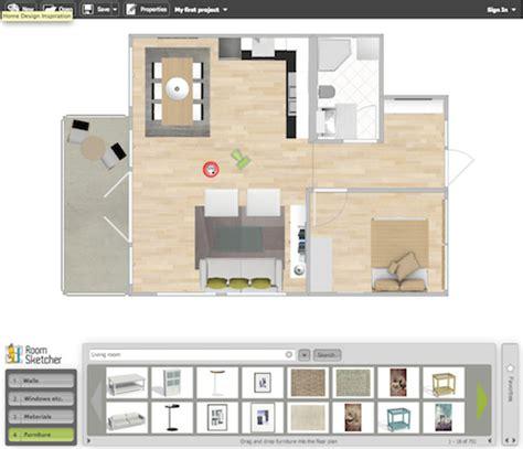 Room Sketcher 3 services en ligne gratuits pour dessiner l int 233 rieur d