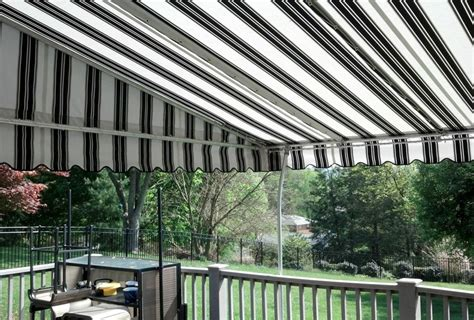 stationary awnings for decks deck awnings photo gallery affordable tent and awnings pittsburgh pa