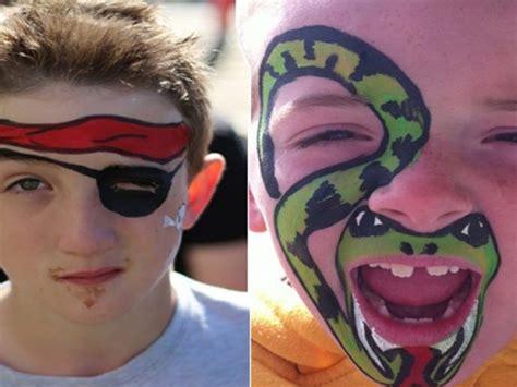 imagenes de halloween para pintarte la cara pintura para disfraces halloween me lo dijo lola