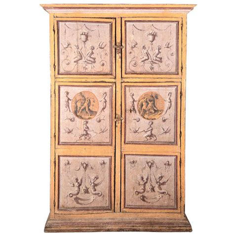 18th century tuscan armoire for sale at 1stdibs