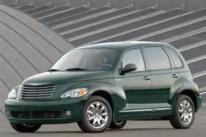 Chrysler Cruiser 2006 2006 Chrysler Pt Cruiser Specs Pictures Trims Colors