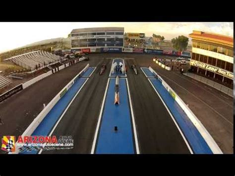 dji phantom 2 vision video of jet dragsters at wild horse