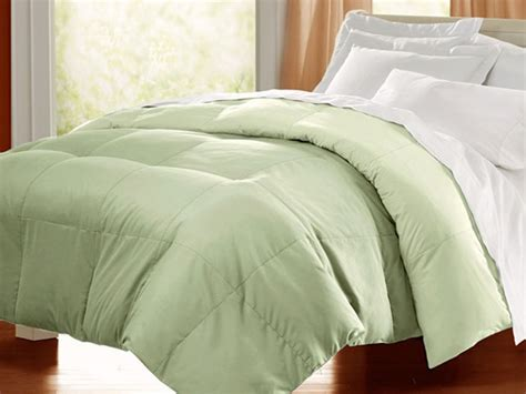 dry clean down comforter egyptian cotton down alternative comforter sage