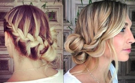 braided hairstyles with side bun 10 side bun tutorials low messy and braids updos