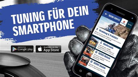Motorrad App by Die Neue Suzuki Motorrad App Ist Da