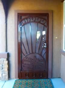 French Doors Screens - security screen doors las vegas security iron doors wrought iron security door 702 387
