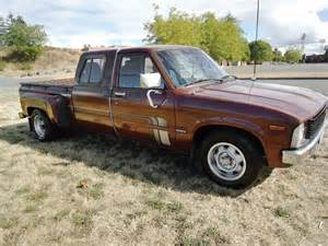 Toyota Dually Dually Duel 1979 Toyota Sr5 Extended Cab