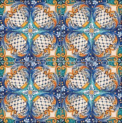 ceramica caltagirone piastrelle piastrelle serie agrigento ilrustico cucine in