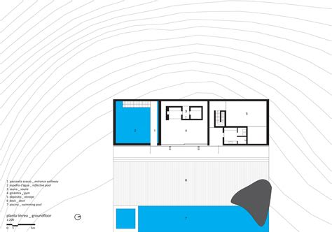 House Lans gallery of paraty house studio mk27 32