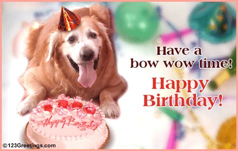 Birthday Surprises For Your Pet by Card Invitation Design Ideas Pet Birthday Free Pets