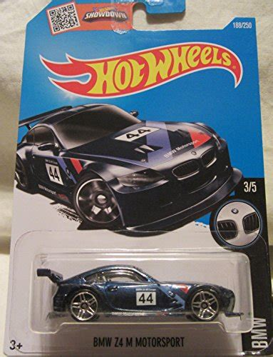 Wheels Bmw Z4 M Motorsport Hotwheels 720528517100 upc wheels 2016 bmw bmw z4 m motorsport upc lookup