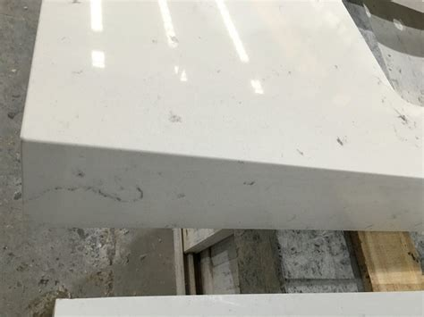 Seamless Quartz Countertops by Hospitality Quartz Countertops With Seamless Miter Joint