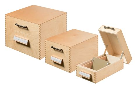 card box index card boxes and trays wood card index and file card