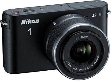 nikon 1 digital j2 with 10 30mm vr zoom lens black uk wc1